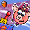 Free Online Game: Piggy Wiggy Seasons