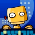 Puzzle Game: Robot Out Of Time