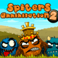 Puzzle Game: Spiters Annihilation 2