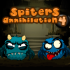 Free Online Game: Spiters Annihilation 4