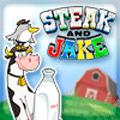 Puzzle Game Game: Steak and Jake