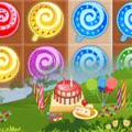 Puzzle Game: Sweet Candies