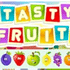 Puzzle Game: Tasty Fruit