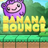 Online Puzzle Game: Banana Bounce