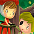 Puzzle Game: Little Romeo and Juliet