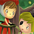 Online Puzzle Game: Little Romeo and Juliet
