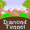 Online 2 Player Game: Diamond Tunnel
