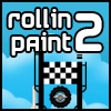 Free Online Game: Rollin Paint 2