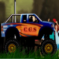 Racing Game: 4 Wheel Drive