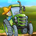 Racing Game: Harvest Time
