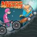Racing Game: Madmen Racing