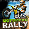 Free Online Game: Moto Man Rally