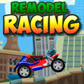 Racing Game: Remodel Racing