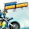 Free Online Game: Stunt Bike Rush