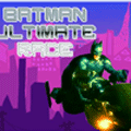 Racing Game: Ultimate Batman Race