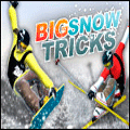 Sports Game: Big Snow Tricks