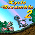 Bike Game: Cycle Scramble 2