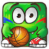 Free Online Game: Dino Basketball