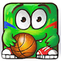 Sports Game: Dino Basketball