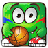 2 Player Game: Dino Basketball