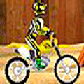Racing Game: Dirt Bike