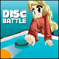 Online Sports Game: Disc Battle