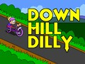 Online Bike Game: Down Hill Dilly
