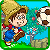 Autumn Game: Farm Soccer