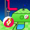 Free Online Game: Hamster Mini Golf