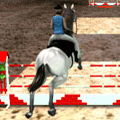Sports Game: Horse Jumping 3D