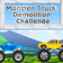 Monster Truck Game: Monster Truck Demolition Challenge