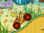 Play Game Online: Sponge Bob ATV