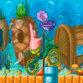 Racing Game: Spongebob Motocross