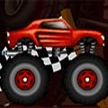 Monster Truck Game: Urban Truck 2