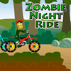 Kids Game: Zombie Night Ride