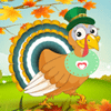Thanksgiving Game: Cute Turkey Dress Up