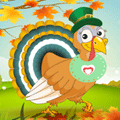 Free Game: Cute Turkey Dress Up