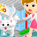 Time Management Game: Frenzy Animal Clinic