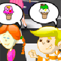 Online Cooking Game: Ice Cream Run