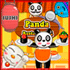 Time Management Game: Panda Restaurant 2