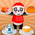Time Management Game: Panda Restaurant 3