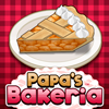 Kids Game: Papa's Bakeria