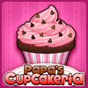Kids Game: Papa's Cupcakeria