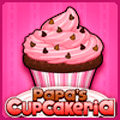 Cooking Game: Papa's Cupcakeria