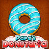Papa's Donuteria Online Cooking Game