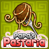Papa's Pastaria Online Cooking Game