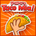 Online Cooking Game: Papa's Taco Mia