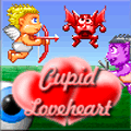 Valentine Game: Cupid Loveheart