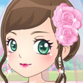 Valentine Game: Valentine Bride Dress Up