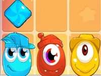 Free Game: Candy Monsters